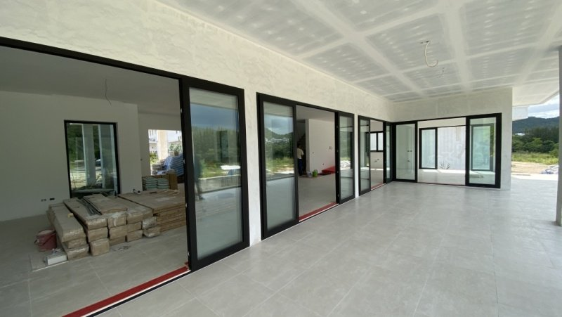 New Builds | uPVC Windows & Doors in Thailand | SSS Windows